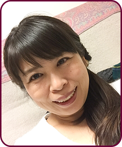 Japanese woman seeking marriage